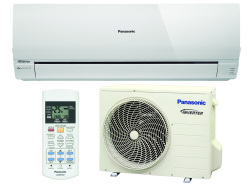 Panasonic RE Inverteres oldalfali klíma 7kw KIT‐RE24‐PKE‐3